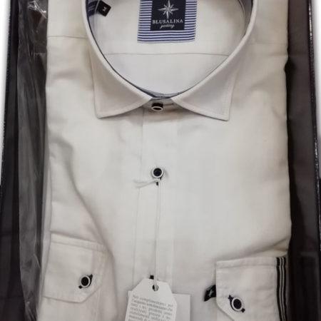 camicia-mezza-manica-blusalina-bianca-taglia-m