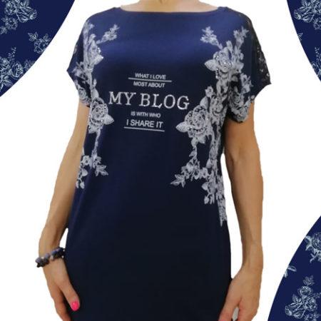 maglia-blu-con-strass-di-fiori