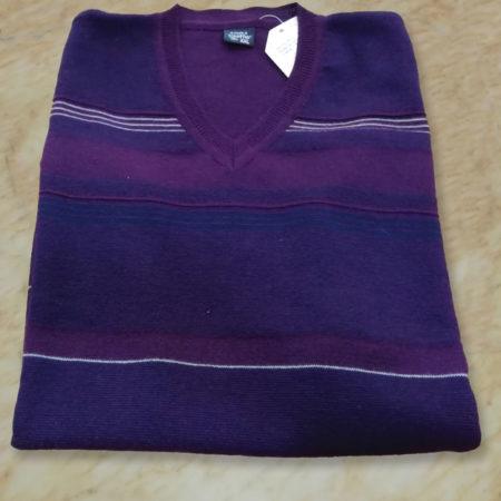 pullover-a-righe-senza-maniche
