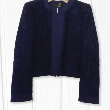 giacca-donna-blu-zip