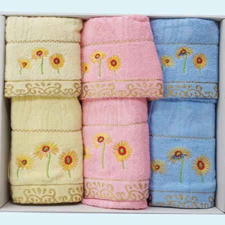 coordinato-asciugamani-fiore