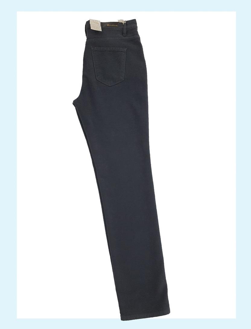 Pantaloni Lunghi Stretti Fustagno Elasticizzati Caldo Cotone Ragazza Donna Slim