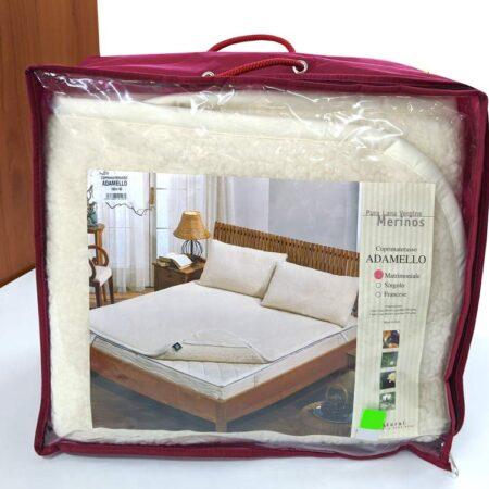 copri materasso 2 piazza