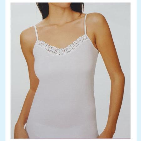 vajolet-ss45013-canotta-spalla-stretta-bianco-foto-indossata