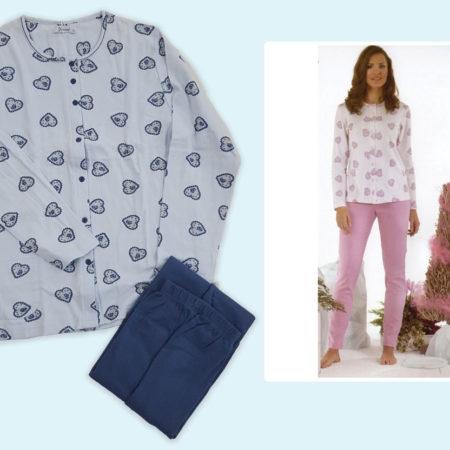 pigiama-donna-aperto-cotone-interlock-7519-venere