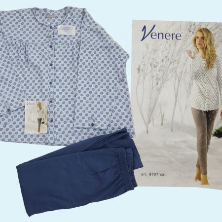 pigiama-donna-cotone-interlock-aperto-9707-venere