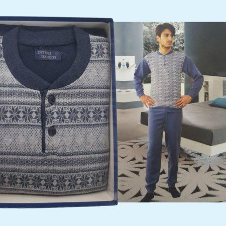 pigiama-uomo-serafino-modella-jacquard-misto-cotone-felpato-367