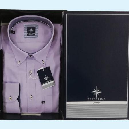 camicia-uomo-manica-lunga-art-lago-colore-lilla-blusalina