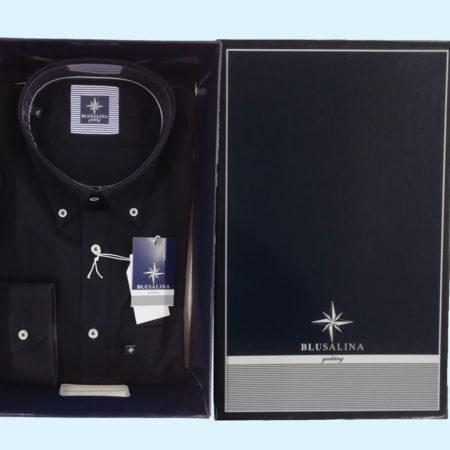 camicia-uomo-manica-lunga-art-lago-colore-nero-blusalina