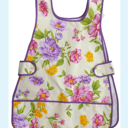 grembiulino-articolo-10077-copriabito-disegno-fiori rosa-e-vi