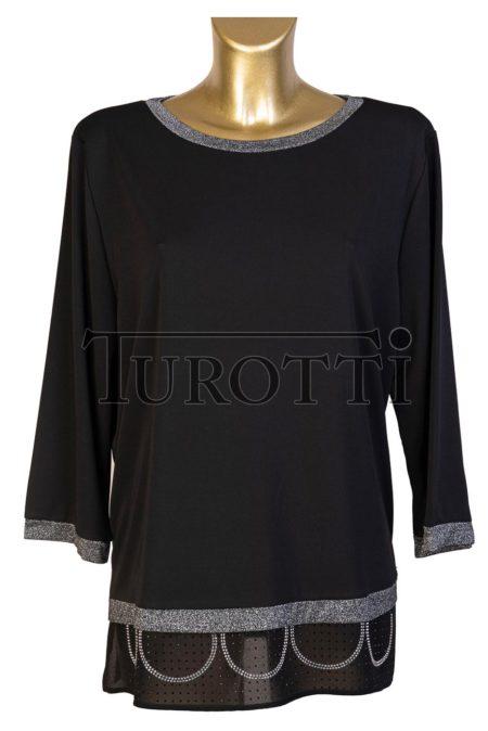 maglietta oversize donna