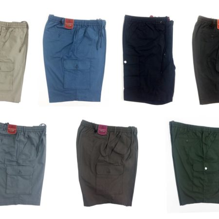 pantaloncini over size