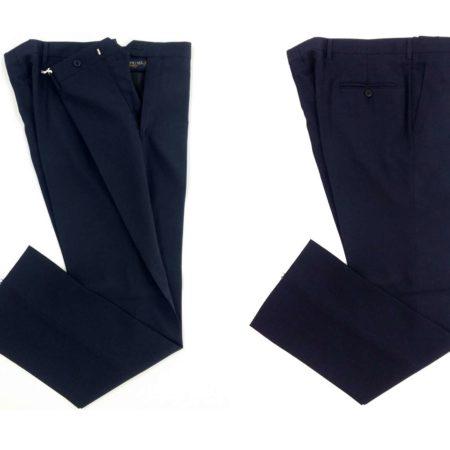 pantaloni uomo conformati maxi taglie