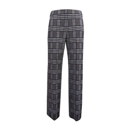 pantalone donna quadrettoni