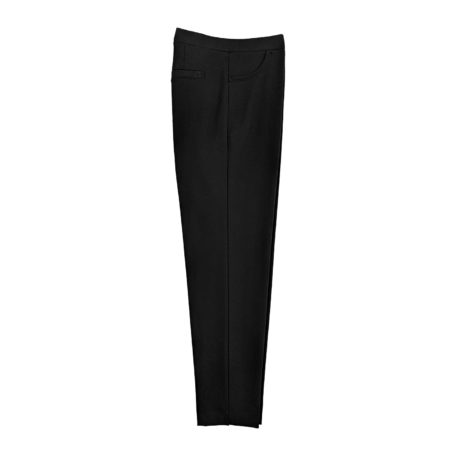 pantalone leggings elasticizzati donna neri