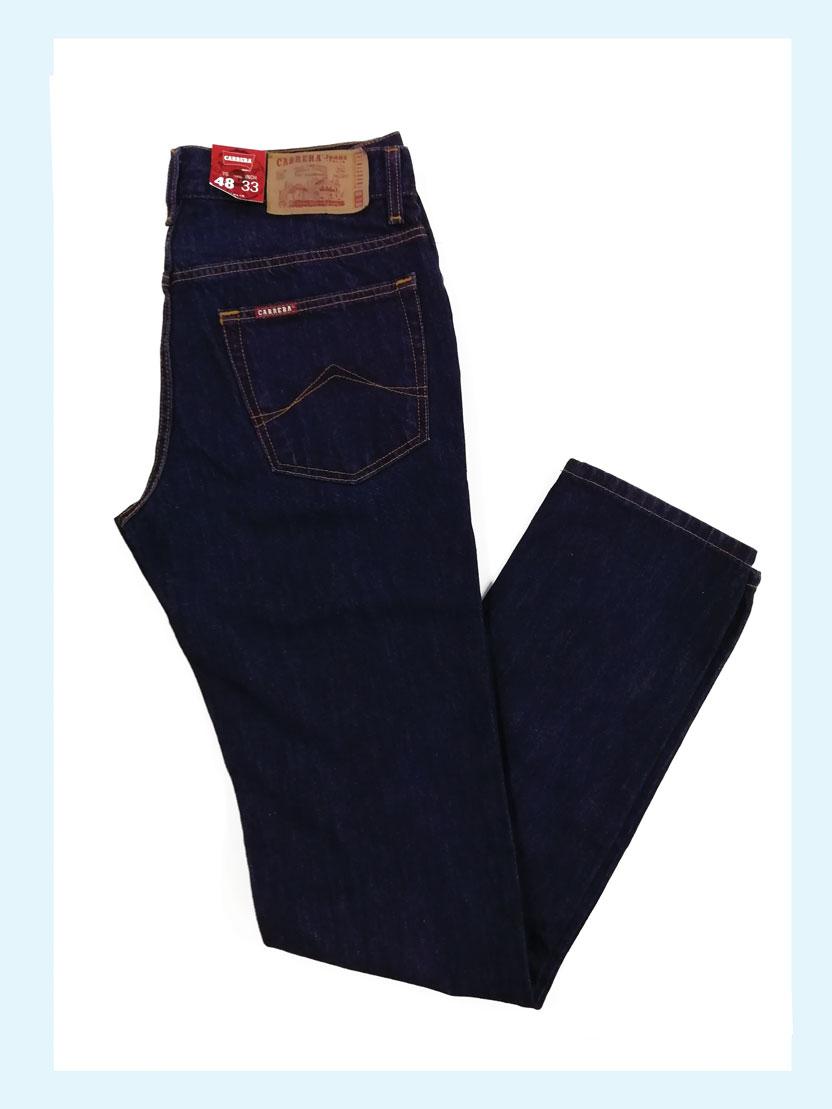 700-1021 col Carrera Jeans Uomo Invernale Cotone Art A Scelta Blu Scuro 62 E Mis