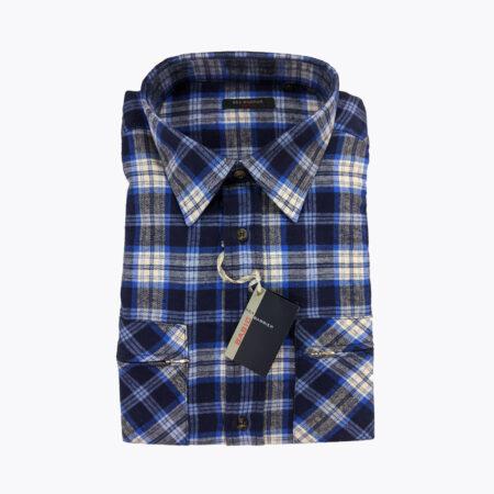 camicia invernale uomo