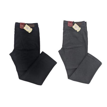 pantaloni in fustagno taglie forti