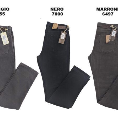 pantaloni uomo fustagno