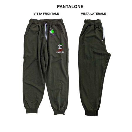 pantalone della tuta militare verdone taglie forti