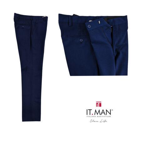 Pantalone classico sportivo da uomo