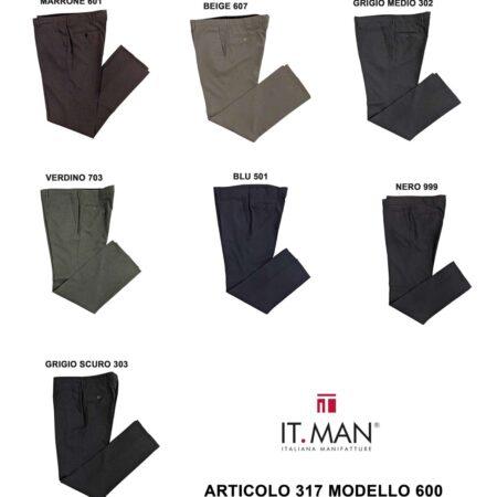 pantaloni classici eleganti