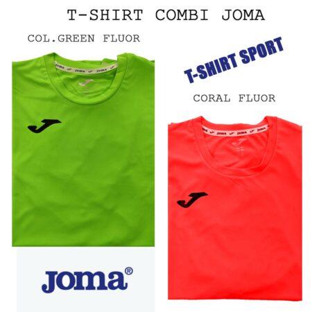 t-shirt maglietta sportiva di allenamento