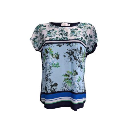 maglietta maglia t shirt donna signora estiva mod 1960 patty Fashion