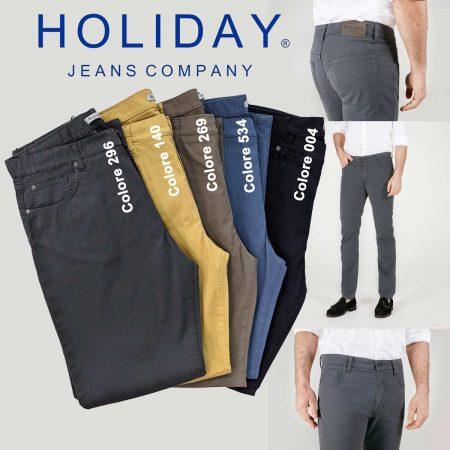 Ler Holiday pantaloni jeans