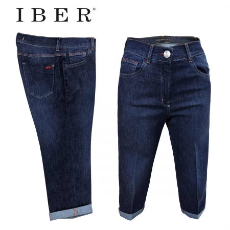 pantaloncini corti di jeans da donna Iber Dana