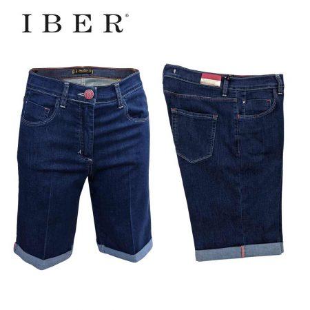 pantaloncini corti di jeans da donna Iber Rui
