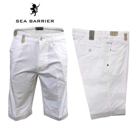 Pantaloncini corti bianchi da uomo