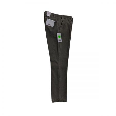 pantaloni da uomo giovanili 50 verde