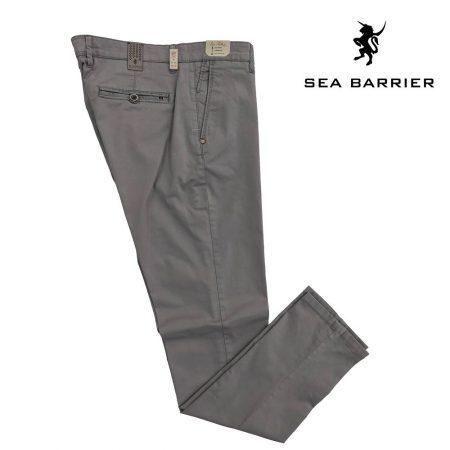 pantalone da uomo giovanile grigio